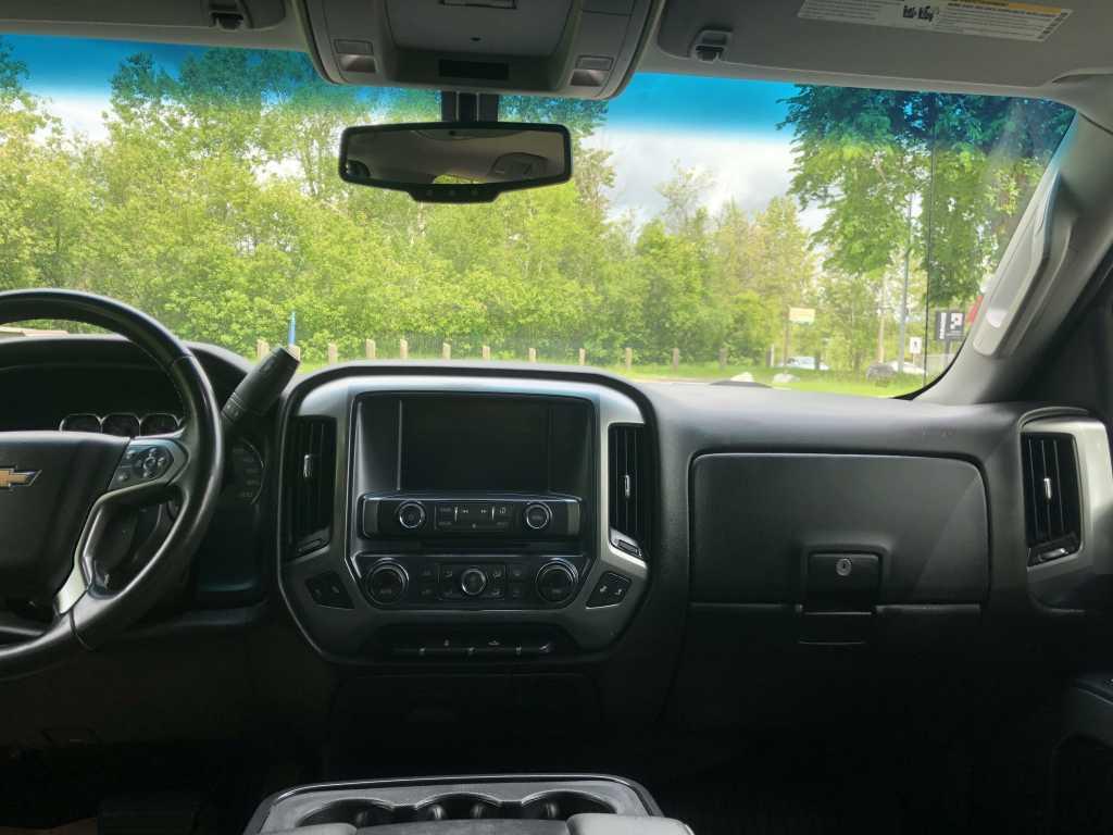 Chevrolet 3GCUKREC7JG125125